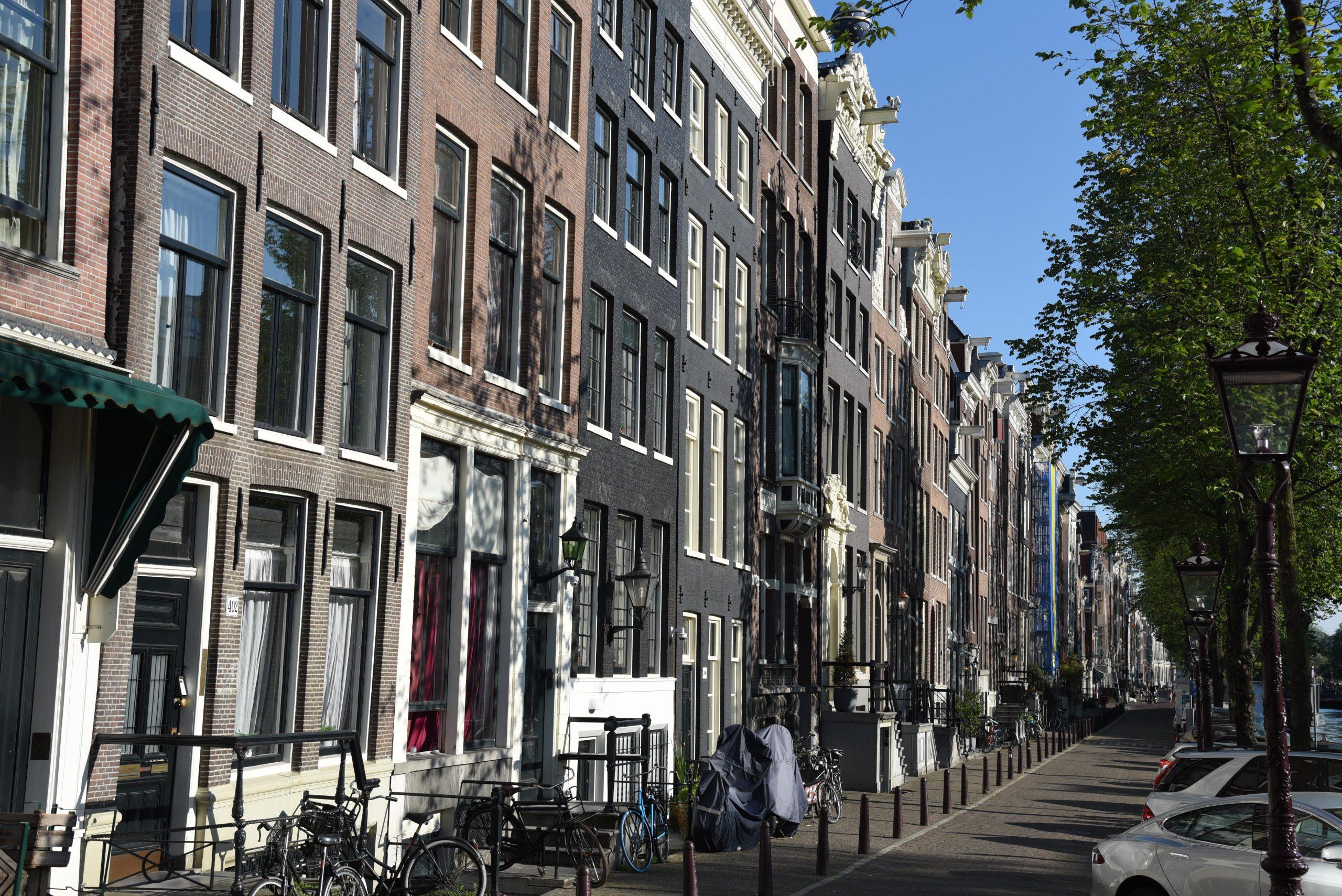 huis in straat